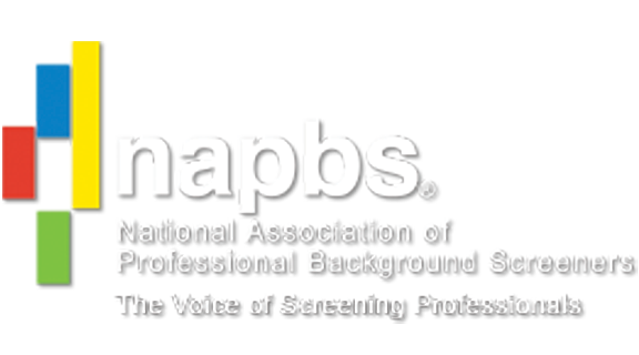 NAPBS National Association of Professional Background Screeners - The Voice of Screening Professionals